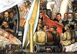 el mural que rockefeller encargó a diego rivera y luego mandó