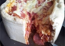 pizza torte