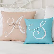 Personalized Throw Pillows Name Meaning