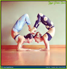 Yoga Poses With Friends 15