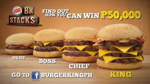 siege burger king burger king battle of the stacks king