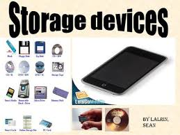 INTRODUCTION Storage Devices Are Used To Store Your Important Safely