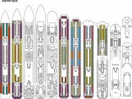 Carnival Splendor Deck Plans by House Plan Deck Brilliance Of The Seas Singular Rci Voyager