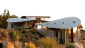 100 Architects Wings 747 Wing House By David Hertz In Malibu California