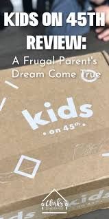 Kids On 45th Review + Promo Code: A Thrifty Mom's Dream