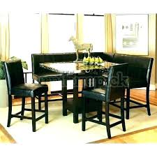Small Corner Breakfast Nook Set Dining Sets Table