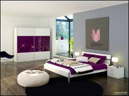 Grey And Purple Living Room Curtains by Bedroom Fascinating Black White And Purple Bedroom Ideas