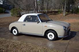 Hemmings Find Of The Day – 1991 Nissan Figaro   Hemmings Daily