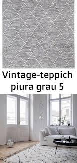 vintage teppich piura grau 5 flooring tile floor