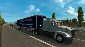 MACK VISION TRUCK FOR TRAFFIC ETS2 -Euro Truck Simulator 2 Mods