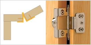 no mortise cabinet hinges concealed kitchen no mortise european