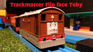 Trackmaster Tidmouth Sheds Toys R Us by Trackmaster Rare 2007 Flip Face Toby The Tram And Custom Henrietta