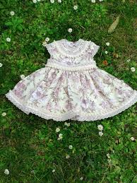 baby girl floral dress toddler spring clothing spanish