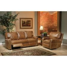 Furniture Large Size Kathy Ireland Home By Omnia Fairfield Leather Recliner At Hayneedle The Paris Collection