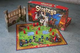 Name The Stratego Pieces
