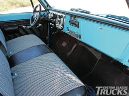 100 Aftermarket Chevy Truck Seats 1969 C10