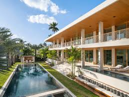 100 Modern Miami Homes 27 Million Home Is Built On A Platform To Protect
