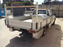 Mitsubishi Triton Tray Top Ute --Year 2002 ( Aug) -209,771 ...