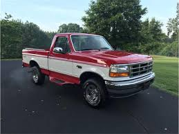 1996 Ford F150 For Sale | ClassicCars.com | CC-1102144