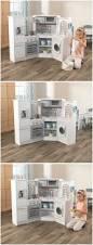 Kidkraft Grand Gourmet Corner Kitchen Play Set by Kitchens 158746 Kidkraft Ultimate Corner Play Kitchen Set White
