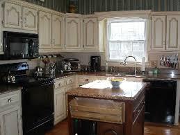 Painting Oak Kitchen Cabinets f White