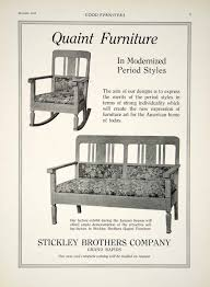 Charles Stickley Rocking Chair by Household Tagged