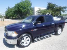Used 2014 Dodge Ram 1500 Eco Diesel SLT Crew Cab Short Box 4WD For ...