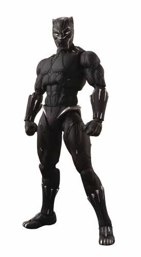 Avengers Infinity War S.H. Figuarts Action Figure Black Panther & Tama