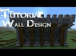 Minecraft Xbox 360 Living Room Designs by Minecraft Xbox 360 Castle Wall Design U2013 Youtube U2013 Rift Decorators