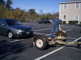 Tow Dolly Is The Smallest Two Wheeler Equipment Use For Cars' Only ... Section Iii All About Towing Cost Effective Shipping Container Transport Buy A Image Result For Tow Dolly Design Creative Eeering Pinterest Can The Ss Be Towed Using Car Polaris Slingshot Forum Uhaul Tow Dolly Images Midtown Nyc Car Suv Heavy Truck 247 Service Museum Intertional My Evo On Budget Rental Page 2 Evolutionm Hdxl Tandem Is Dead Issue How To Make Cartruck Cheap 10 Steps