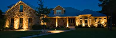 outdoor accent lighting