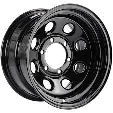JEGS 681114: Baja-8 Steel Wheel Diameter & Width: 15 X 8