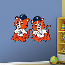 fathead baby wall decor best 25 detroit tigers baby ideas on detroit tigers