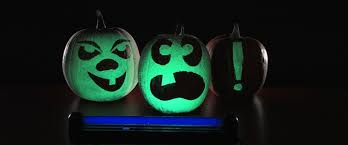 When And How Did Halloween by Glowing Pumpkins Halloween Science Science Experiments Steve