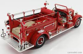 LUCKY-DIECAST LDC20098R Scale 1/24   MACK TYPE 75BX SCALE FIRE ... Kdw Diecast 150 Water Fire Engine Car Truck Toys For Kids Toy Fire Truck Stock Photo Image Of Model Multiple 23256978 With Ladder Obral Hko Momo Metal Pull Back Obralco Alloy Airfield Cannon Rescue 2018 Sliding Model Children Fire Department Playset Diecast Firetruck Or Tank Engine Ladder 116 Aerial Emergency Scale Vehicle Inertial Toy Simulation Plastic Six Wheeled Pistol