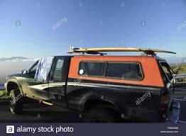 100 Truck For Sale On Maui A Truck With A Surf Board On The Roof Hawaii USA Stock Photo