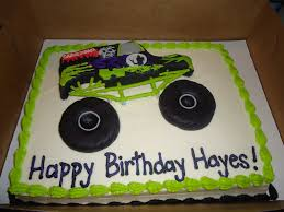 Monster Truck Birthday Cakes | Hayes' Birthday Cake. The Party Had A ... Cstruction Truck Party Vixenmade Parties Little Blue First Birthday Party Photobomb Babycenter Themed Birthday Elis Bob The Builder 2nd Monster Ideas Jam Theme A How To Ay Mama Kutz Paper Scissors Trucks Cars Boys Garbage Williams Trash Bash Truck Boy Invitations Bagvania Free Printable Invi On Readers Favorite Fire Design Elegant Semi With Card Speach Hd Real Moms Plan Parties