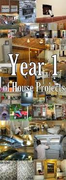House Versary One Year Of Projects In Our First Home