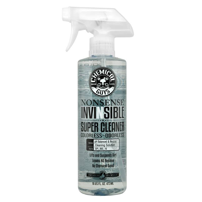 Chemical Guys Nonsense Colorless and Odorless All Surface Cleaner - 16oz