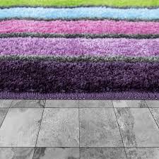 3 d look in bunt badematte kurzflor teppich für badezimmer