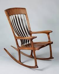 Sculpted Rocker | Rocking Chair, Woodworking, Fine Woodworking