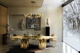 Dining Room Trends For 2016 Fortuna Table By Boca Do Lobo
