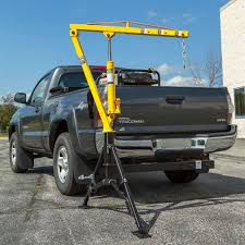 100 Pickup Truck Crane Apex Hydraulic Receiver Hitch 1000 Lb Capacity In 2018
