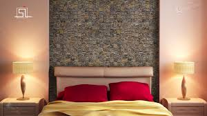 Interior Decorator Salary In India by Stone Walls Panels 3d Vello Lithos Design Haammss