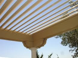 Louvered Patio Covers San Diego by Orange County Apollo Opening Roof System Patio Covers Riverside