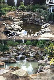249 Best Ponds & Waterfalls Images On Pinterest | Backyard Ponds ... Cute Water Lilies And Koi Fish In Modern Garden Pond Idea With 25 Unique Waterfall Ideas On Pinterest Backyard Water You Invest A Lot In Your Pond Especially Stocking Save Excellent Garden Waterfalls Design Of Backyard Fulls Unique Stone Waterfalls Architecturenice Simple Diy House Design Small Ponds Beautiful To Complete Your Home Ideas Download Pictures Of Landscaping Outdoor Building Best Rock Diy Natural For Exterior Falls