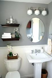 Half Bath Decorating Ideas Pictures by Small Bathroom Decorating Ideas Pictures Telecure Me