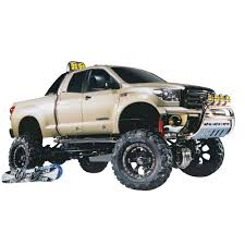 Tamiya 1/10 Toyota Tundra High-Lift Kit | TowerHobbies.com Traxxas Wikipedia 360341 Bigfoot Remote Control Monster Truck Blue Ebay The 8 Best Cars To Buy In 2018 Bestseekers Which 110 Stampede 4x4 Vxl Rc Groups Trx4 Tactical Unit Scale Trail Rock Crawler 3s With 4 Wheel Steering 24g 4wd 44 Trucks For Adults Resource Mud Bog Is A 4x4 Semitruck Off Road Beast That Adventures Muddy Micro Get Down Dirty Bog Of Truckss Rc Sale Volcano Epx Pro Electric Brushless Thinkgizmos Car