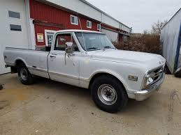 100 For Sale Truck 1968 GMC For ClassicCarscom CC1165754