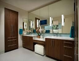 george kovacs cubism 24 wide chrome led bath light cabinet